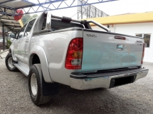 2008 TOYOTA HILUX TOYOTA HILUX 2.5 T G 4WD (A) DOUBLECAB Di WARRANTY