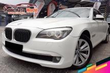 2009 BMW 7 SERIES BMW 740Li TURBO 3.0 PETROL(A)F/SPEC SUNROOF WRRNTY