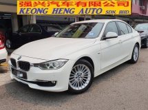 2014 BMW 3 SERIES 320I Luxury 1 Owner