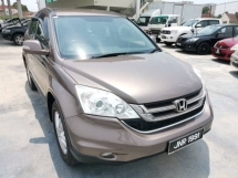 2011 HONDA CR-V 2.0 i-VTEC Facelift (A) - One Careful Owner