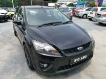 2010 FORD FOCUS 2.0 SPORT - One Careful Owner