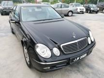 2005 MERCEDES-BENZ E-CLASS E240 AVANTGARDE (CKD) 2.6 (A) - One Careful Owner