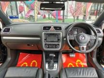 2010 VOLKSWAGEN EOS Volkswagen EOS 2.0 TURBO CONVERTIBLE 2011 WARRANTY