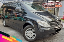2006 MERCEDES-BENZ VITO Mercedes Benz GRAND VITO 3.2 (A) VIP7Seat WARRANTY