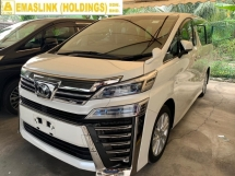 2018 TOYOTA VELLFIRE 2.5Z NEW FACELIFT NEW ARRIVAL CHEAPEST IN TOWN