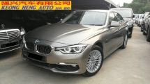 2016 BMW 3 SERIES 318i Luxury Facelift