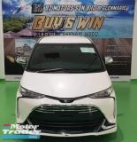 2016 TOYOTA ESTIMA 2016 TOYOTA ESTIMA NEW FACELIFT 2.4 AERAS PREMIUM JAPAN SPEC UNREG CAR SELLING PRICE RM 193000.00