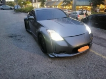 2003 NISSAN 350Z Coupe
