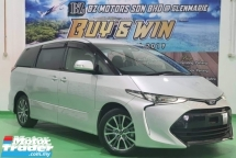 2018 TOYOTA ESTIMA 2018 TOYOTA ESTIMA NEW FACELIFT 2.4 AERAS JAPAN SPEC UNREG CAR SELLING PRICE ( RM 218,000.00 NEGO )