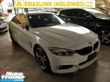 2016 BMW 4 SERIES 2.0 (M) M Sport Rear Camera Power Boot Local AP Unreg
