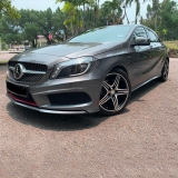 2015 MERCEDES-BENZ A250 A Unique Hot Hatch with Hap Seng Warranty