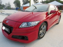 2015 HONDA CR-Z 1.5 (A) S-Plus One Lady Owner Nice No Plate 8884 Full Bodykit 100% Accident Free High Loan Tip Top Conition Must View