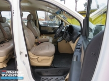 2014 HYUNDAI STAREX 2.5 (A) ROYALE FACELIFT One Owner 100% Accident Free High Loan Tip Top Condition Must View