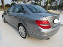 2014 MERCEDES-BENZ C-CLASS C200 1.8 (A) BLUE EFFICIENCY AVANTGARDE One Owner 100% Accident Free High Loan Tip Top Condition Must View