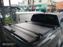ROLLER LID WITH ROOF RACK Exterior & Body Parts > Body parts