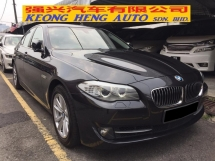 2013 BMW 5 SERIES 520I CKD Full Service Record (Actual Year Make 2013)