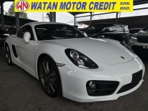 2015 PORSCHE CAYMAN 3.4 S JAPAN UNREG