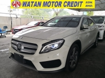 2015 MERCEDES-BENZ GLA 180 1.6 AMG JAPAN UNREG