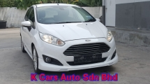 2016 FORD FIESTA Sport 1.0 (A) Ecoboost (CBU) 77k Km Genuine Mileage Car Keep In Excellent Condition Confirm Accident Free No Repair Need Free Warranty Worth Buy