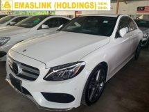 2015 MERCEDES-BENZ C-CLASS C180 AMG HEAD UP DISPLAY POWER BOOT AMG FULL URNEG NEW ARRIVAL