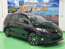 2014 TOYOTA ESTIMA 2014 TOYOTA ESTIMA 2.4 AERAS  JAPAN SPEC UNREG CAR SELLING PRICE ( RM 153,000.00 NEGO ) BLACK COLOR