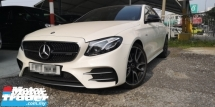 2017 MERCEDES-BENZ E-CLASS E43 AMG 3.0 4MATIC / TIPTOP CONDITION FROM UK / 4 YEARS WARRANTY UNLIMITED KM