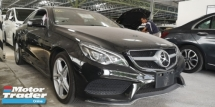 2014 MERCEDES-BENZ E-CLASS E250 COUPE 2.0 AMG / TIPTOP AND FULLY SPEC / DON'T MISS OUT THIS TIME