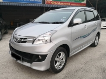 2015 TOYOTA AVANZA 1.5G FACELIFT(A)DVD TOUCHPLAYER