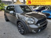 2013 MINI Cooper S Countryman 1.6 (A)