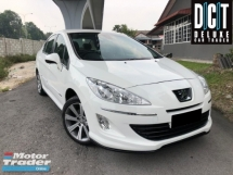 2014 PEUGEOT 408 1.6T PREMIUM HIGH SPEC FACELIFT ONE OWNER LIKE NEW CAR CONDITION TIPTOP CAR