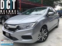 2019 HONDA CITY 1.5 V HYBRID i-VTEC PREMIUM HIGH SPEC ONE OWNER 18K MILEAGE FULL SERVICE RECORD BY HONDA