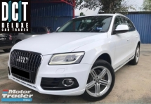 2013 AUDI Q5 2.0 TFSI QUATTRO S-LINE PREMIUM HIGH SPEC ONE OWNER LIKE NEW CAR SHOWROOM CONDITION