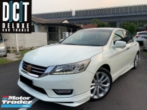 2015 HONDA ACCORD 2.4 VTI-L (A) FULL SPEC TIPTOP CONDITION LIKE NEW
