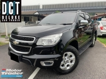 2014 CHEVROLET COLORADO CHEVROLET COLORADO 2.8L (A) 4WD 6 SPEED
