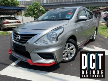 2017 NISSAN ALMERA NISMO FULL SPEC ORIGINAL PAINT ONE OWNER