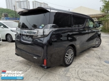 2015 TOYOTA VELLFIRE 2.5 ZG 2POWER DOOR/POWER BOOT/ROOF MINITOR UNREG