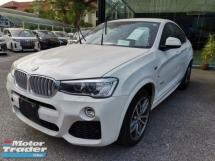 2016 BMW X4 BMW X4 2.0 Xdrive 28i M sports
