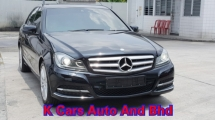 2014 MERCEDES-BENZ C-CLASS C200 1.8 CGI (CKD) W204 Facelift Car Keep In Excellent Condition Never Accident Before No Repair Need Free Warranty Worth Buy