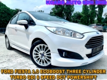 2015 FORD FIESTA 1.0 ECOBOOST FACELIFT FULL SERVICE RECORD ORIGINAL PAINT