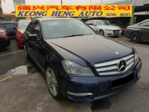 2014 MERCEDES-BENZ C-CLASS C200 1.8 AMG (CKD Local Spec)
