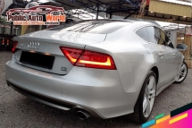 2012 AUDI A7 2.8 V6 FSI QUATTRO S-LINE L/MILE WARRANTY