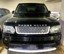 2010 LAND ROVER RANGE ROVER SPORT 5.0 V8 SUPERCHARGED