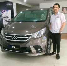 2019 MAXUS G10 SE 2.0 TURBO 10 SEATER (OFFICIAL AGENT)