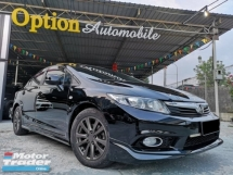 2013 HONDA CIVIC 1.8S (A) FULL MODULO BODYKITS