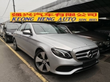 2016 MERCEDES-BENZ E-CLASS E250 W213 CBU TRUE YEAR MADE 2016 Mil 15k km only Warranty to Oct 2020 Panoramic Roof Surround Cams