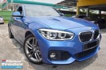 2017 BMW 1 SERIES 118i MSPORT FACELIFT UNDER WARRANTY