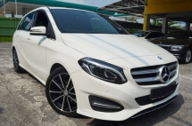2016 MERCEDES-BENZ B-CLASS B200 1.6 FACELIFT (A) UNDER WARRANTY