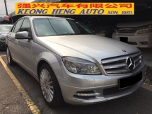 2010 MERCEDES-BENZ C-CLASS C250 BLUE EFFICIENCY AVANTGARDE Registered 2011 CKD