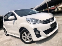 2015 PERODUA MYVI 1.3 SE (A) 1 OWNER LIMITED SPECIAL EDITION