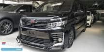 2014 TOYOTA VOXY ZS 2.0 / 2 PWR DOOR / 7 SEATER / EXTRA BODY KITS JPN / 4 YEARS WARRANTY UNLIMITED KM